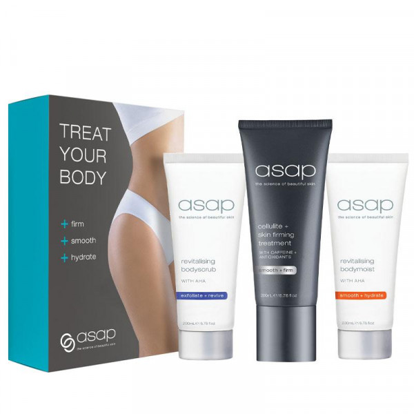 ASAP Treat your Body 3 Piece Pack